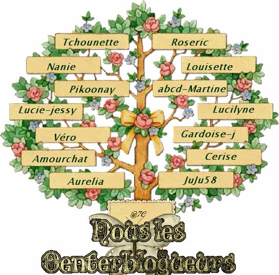 L'arbre de l'Amitié chez Anne