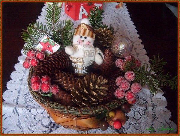 Cadeau d'Andréa pour Noël