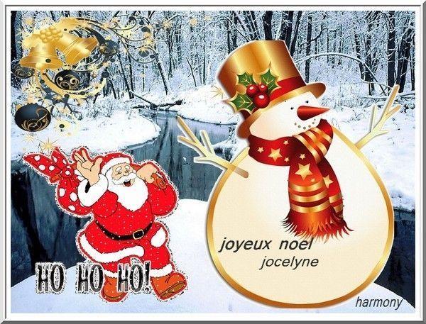 Cadeau de harmony2011 pour Noël