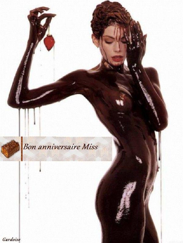 Bon anniversaire à missmemphis13